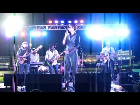 Amanat Ali Live Tujhsay Naraz Nahi Zindagi with Hum The Band