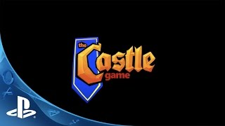 The Castle Game - Launch Trailer | PS4