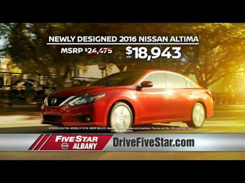 Awesome Summer Starts NOW At Five Star Nissan!