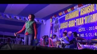 SANTHALI NEW LETTLE SINGER PREFORMAMCE     VIDEO NO 004    2017