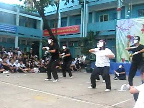 Nhảy hiện đại 9a6 NSL