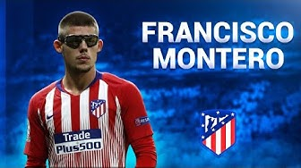Francisco Montero ● Defending, Passing & Skills - 2018/2019 ● Atletico Madrid