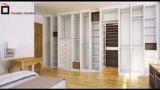 Diseño de Closet - Wooden Diseños