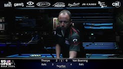 BANK POOL FINAL: Shane Van Boening vs Billy Thorpe - 2019 US Open Bank Pool Championship
