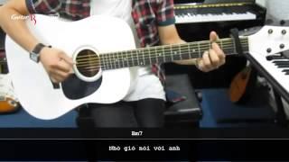 Dạy Học Guitar] [Đệm Hát] [Điệu Ballad]   Đồng xanh   Dương Khắc Linh