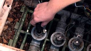 How To Replace A Sprinkler Valve Solenoid