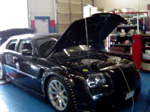 2008 chrysler 300 hemi horsepower