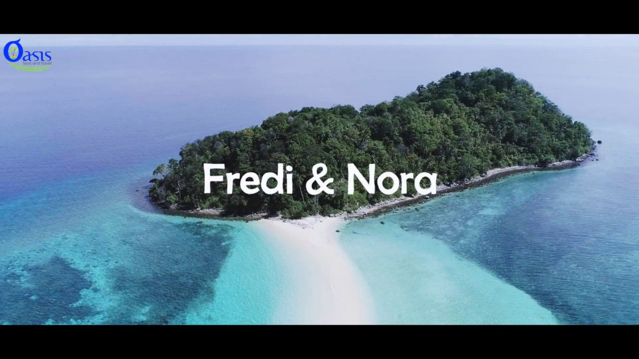 gorontalo honeymoon trip managed by oasis tour and travel