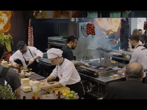 JOSPER at HOSTELCO 2018 - High production non-stop!
