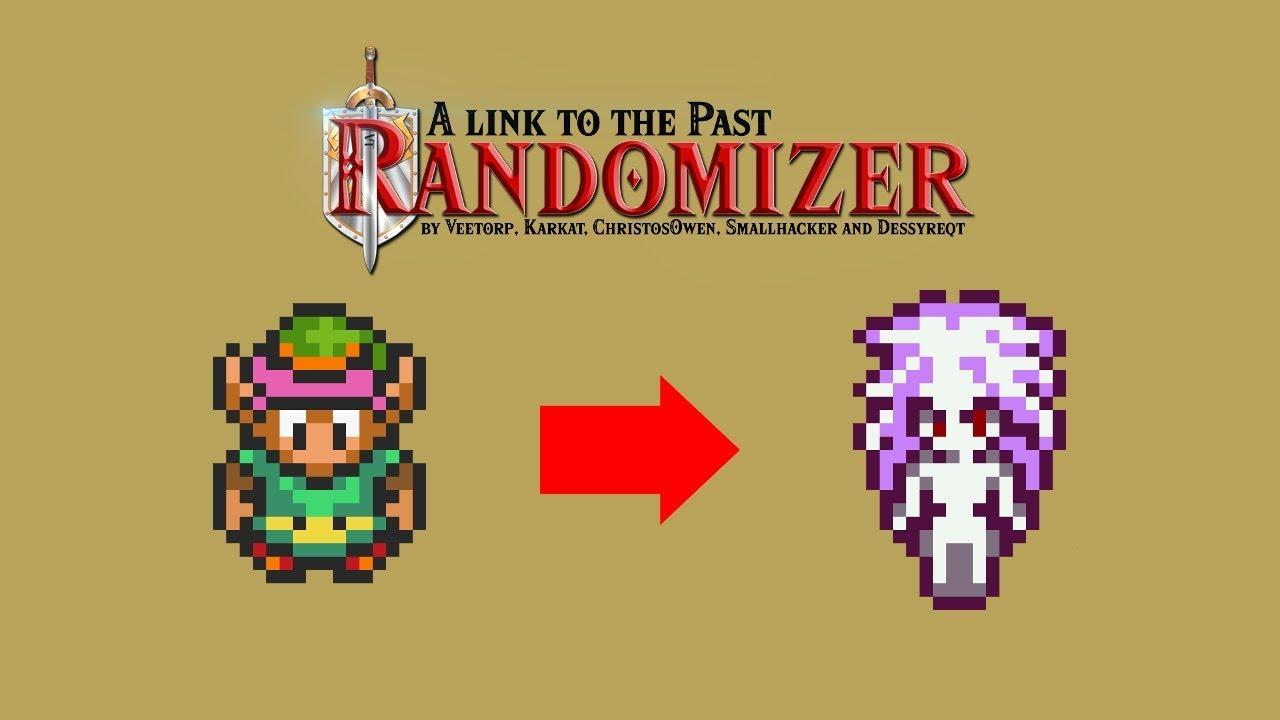 how to make custom sprite for alttp randomizer