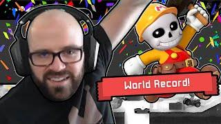 UNDERTALE WORLD RECORD SPEEDRUN (true ending)