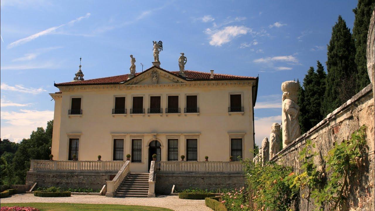 Villa valmarana ai nani youtube Villa jardin donde queda