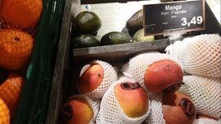 Фрукты, овощи и цветы в магазинах Берлина.  Приятно удивило разнообразие!