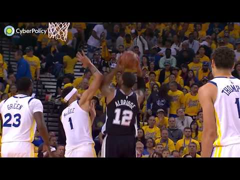 Defensive Plays of the Week: NBA Playoffs, Round 1
