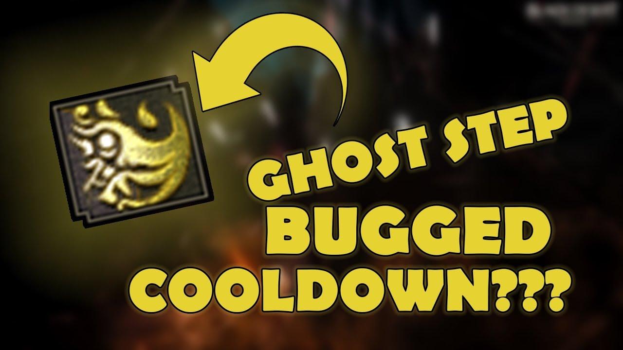 BDO Ninja/Kuno bugged ghost step? *INFINITY DASH CONFIRMED* - New OP Class -