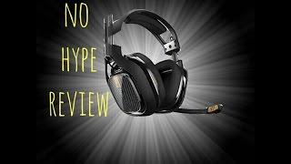 Astro A40 TR honest review