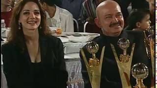 Most Handsome Man in the WORLD Hrithik Roshan wins best Actor award 2001 | Zee Cine Awards