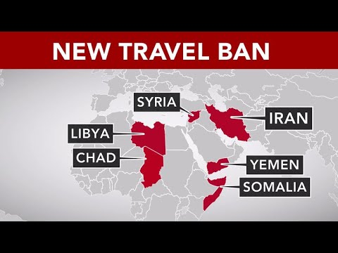Supreme Court allows Trump administration to enforce travel ban