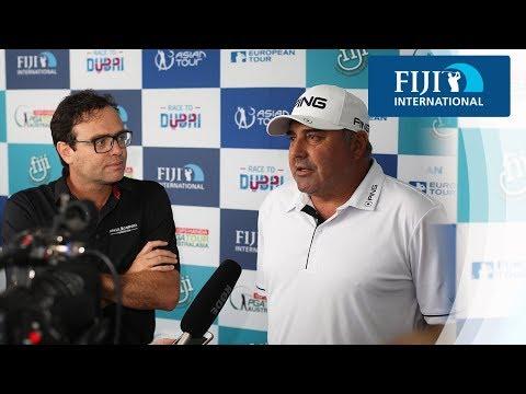 Angel Cabrera Press Conference - 2017 Fiji International