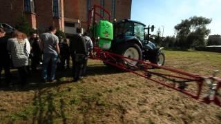 Bezpłatne szkolenia dla rolników: Stosowanie środków ochrony roślin - MODR Karniowice