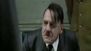 Hitler se entera de la muerte de Ace
