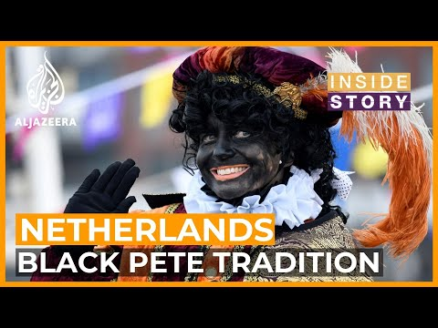 Should the Dutch 'Black Pete' tradition be abolished?