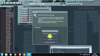 Урок по написанию рэп минуса в FL Studio