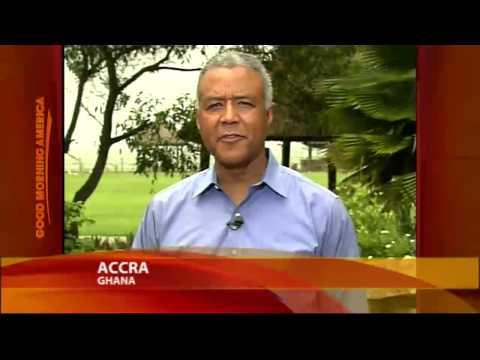 President Obama's Trip to Ghana