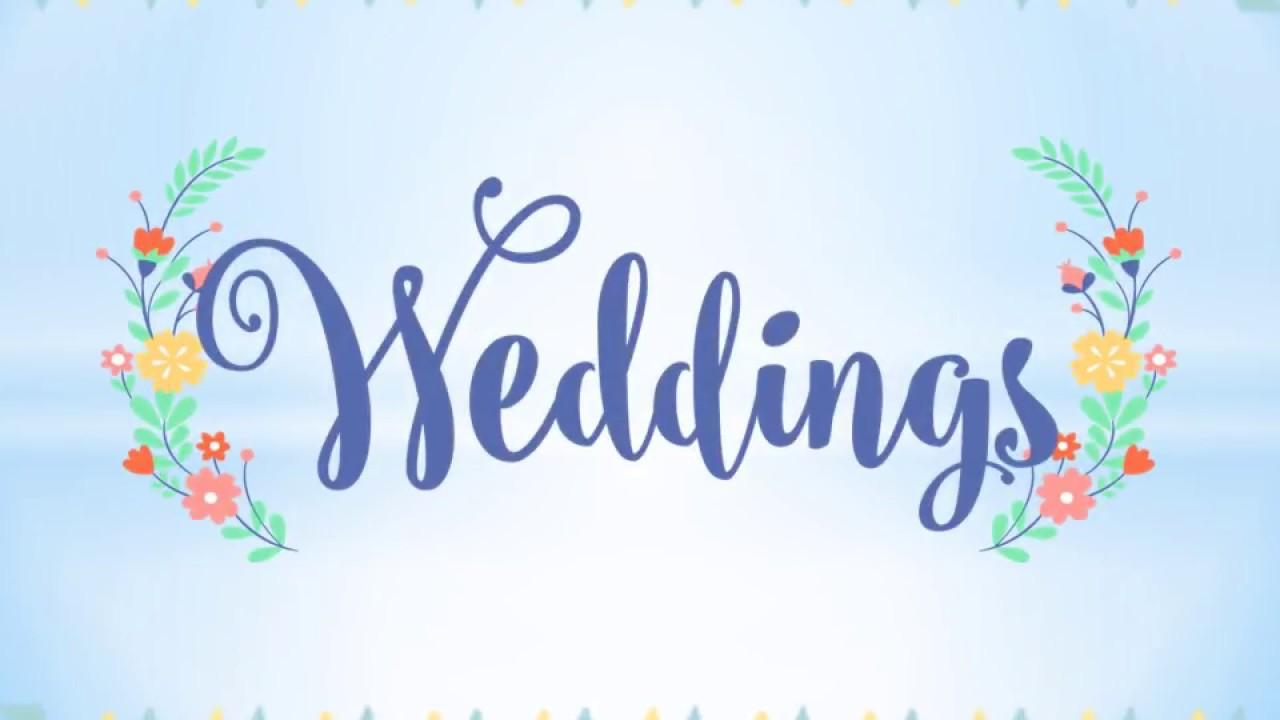 Wedding Invitation Project By Power Point Amatir