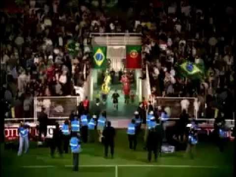 NIKE COMERCIAL BRASIL VS PORTUGAL