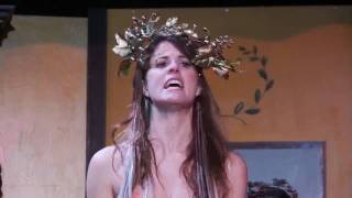 DIONYSUS - The Bacchae - clips, play, incantation, More