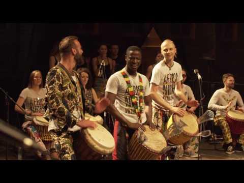 Africa Night 2016 with Babara Fakoly Bangoura - Vilnius