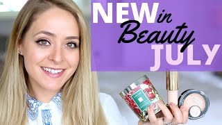New Beauty Products: JULY 2016, creme, concealer, makeup melter, candle, instafix