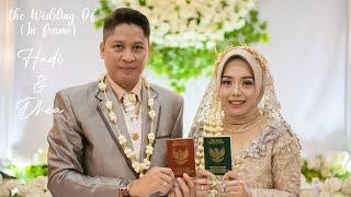 The Wedding Of: Hadi & Dhea (In Frame)