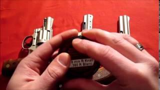 Schusstest mit Schwarzpulver-R.K./ Colt Detective Special/ ME38 Magnum/ Röhm RG99N