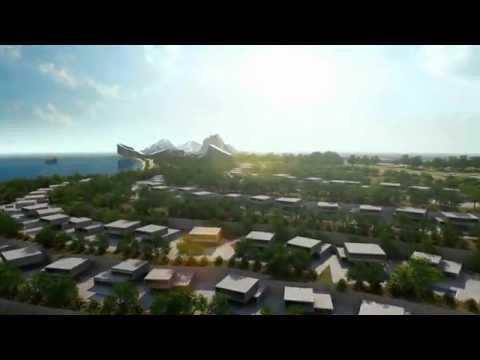 Zira Island Project  Azerbaycan