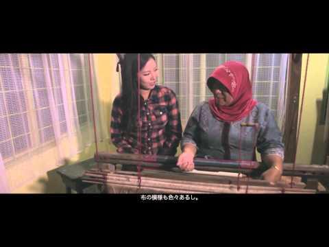 Travelling to West Sumatera (Japanese Language)