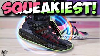 Top Squeakiest Basketball Shoe…