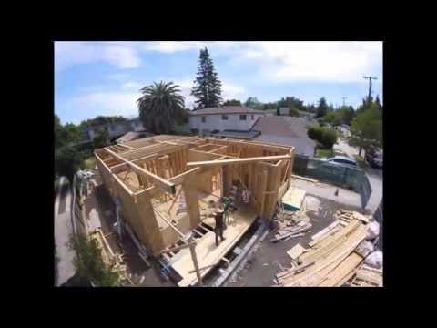 Видео Двутавровые балки каркас кровати