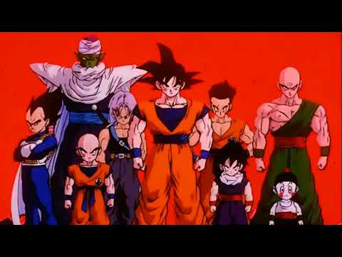 Dragon Ball Z - Cha-La Head-Cha-La - Toei Official English Version With LYRICS
