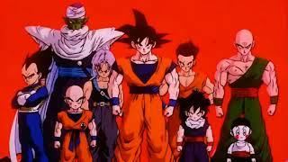 Dragon Ball Z - Cha-La Head-Cha-La - Toei Official English Version With LYRICS