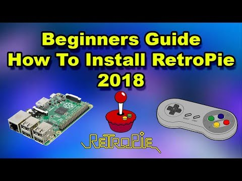 How To Install And Set Up RetroPie Easy Guide Raspberry pi 3 2 1 Or Zero