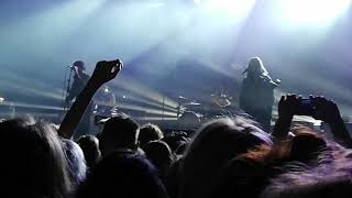 Nothing But Thieves - You Know Me Too Well (Poznań 07.11.2018)