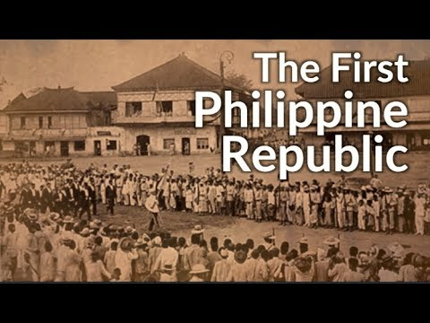 What's First Philippine Republic?
