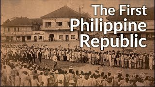 The Short-lived Philippine Republic