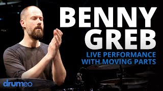 Benny Greb & Moving Parts  Drumeo Festival 2020