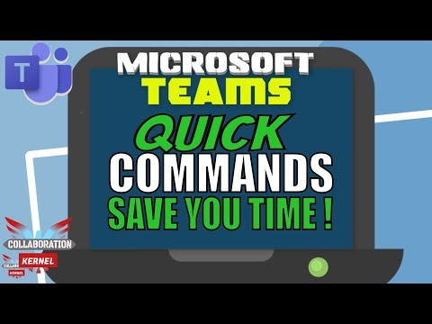 Microsoft Teams Commands (Can they save you time?) thumbnail
