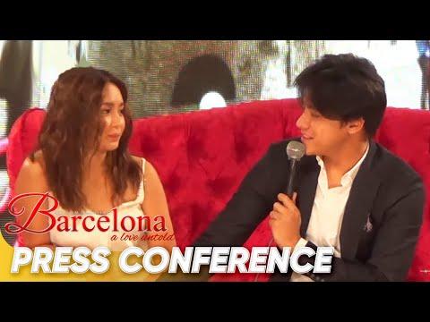 'Barcelona' | Daniel 'Exclusive kami, bawal ang isa pa' | Grand Media Day