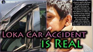 LOKA CAR ACCIDENT IS REAL I EMIWAY BANTAI NEW SONG I BAALI UNFOLLOW KALAMKAAR & RAFTAAR