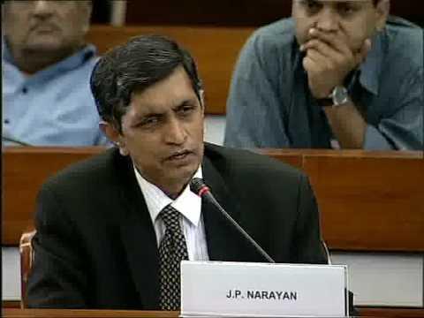 Dr.Jayaprakash Narayan, Round table conference on Parliamentary affairs-2